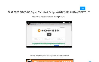 Cryptotab Script